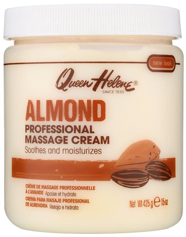 Queen Helene Almond Massagecreme Für Gesicht und Körper