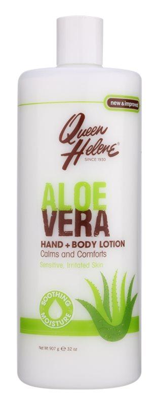 Queen Helene Aloe Vera crema pentru maini si corp