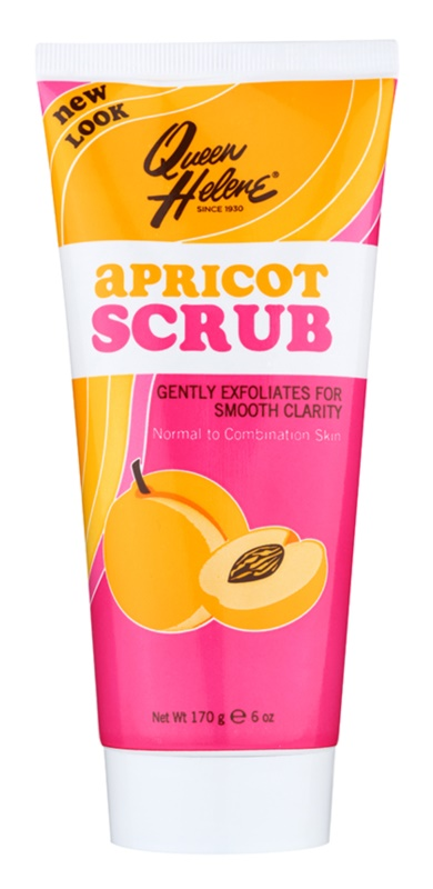 Queen Helene Apricot exfoliante para pieles normales y mixtas
