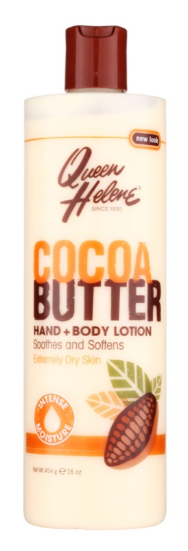 Queen Helene Cocoa Butter крем для тіла та рук