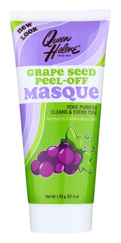 Queen Helene Grape Seed zlupovacia maska pre normálnu až zmiešanú pleť