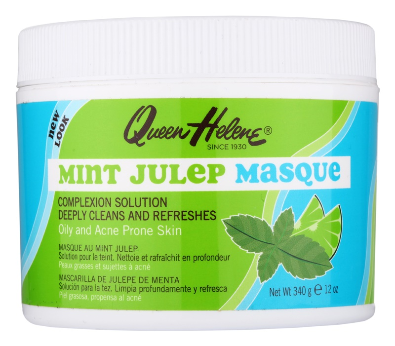 Queen Helene Mint Julep maska pro mastnou pleť se sklonem k akné