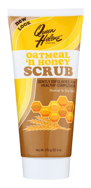 Queen Helene Oatmeal 'n Honey Peeling für normale und trockene Haut