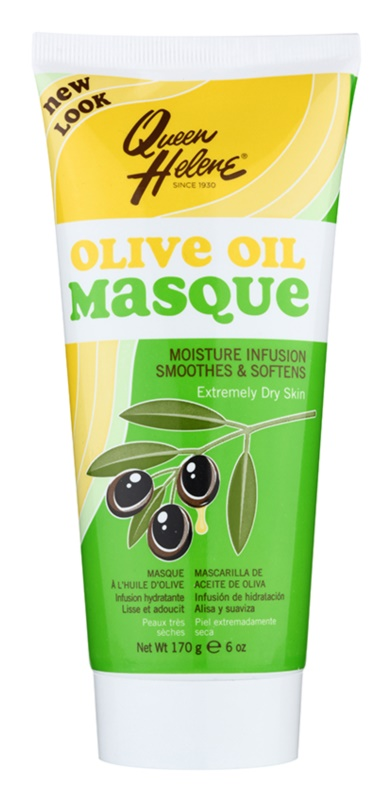 Queen Helene Olive Oil mascarilla para pieles muy secas