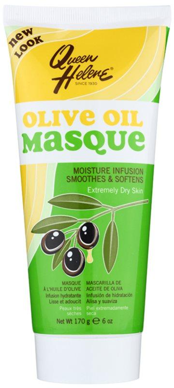 Queen Helene Olive Oil maseczka  do bardzo suchej skóry