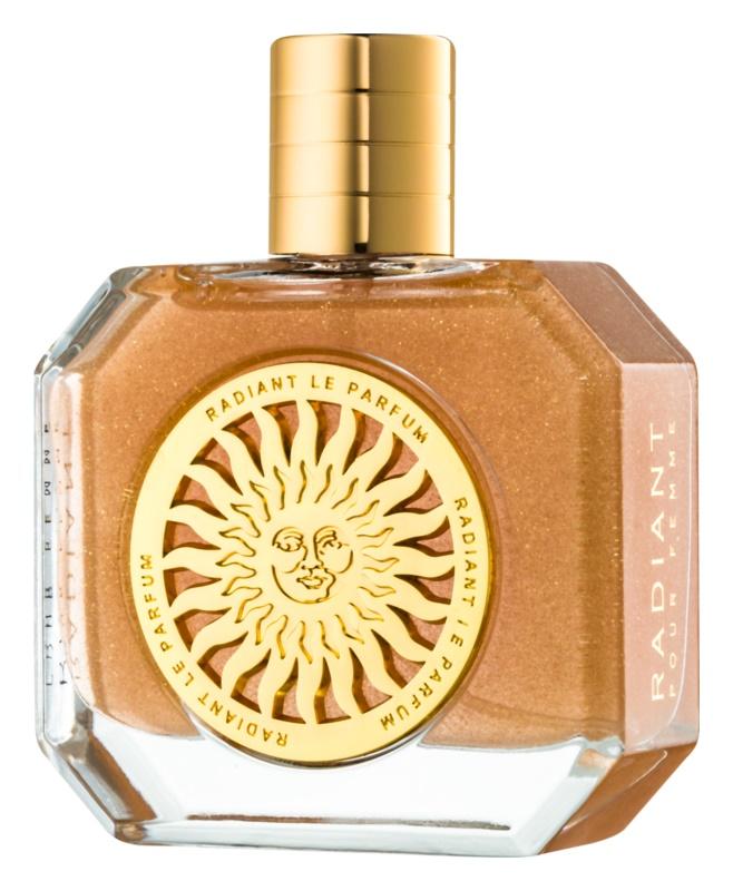 Radiant Radiant for Her telový olej pre ženy 100 ml