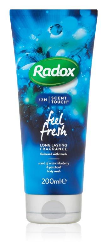 Radox Feel Fresh 12h Scent Touch sprchový gél