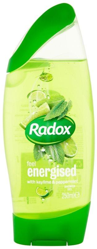 Radox Feel Refreshed Feel Energised Shower Gel