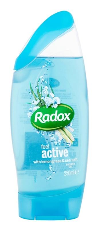 Radox Feel Refreshed Feel Active żel pod prysznic
