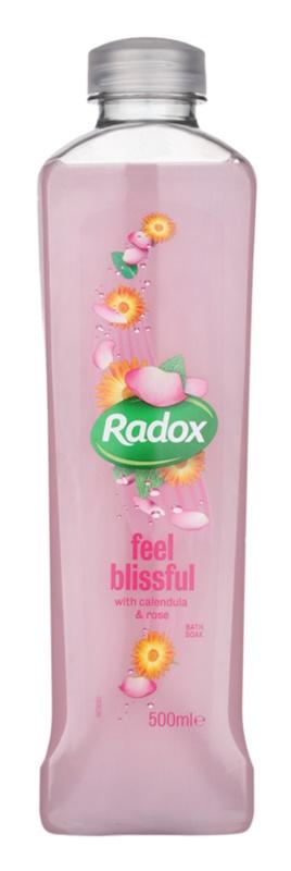 Radox Feel Luxurious Feel Blissful пінка для ванни