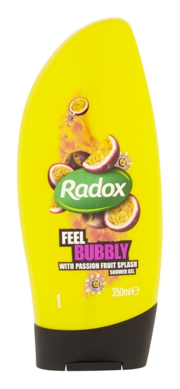 Radox Feel Gorgeous Feel Bubbly gel de dus