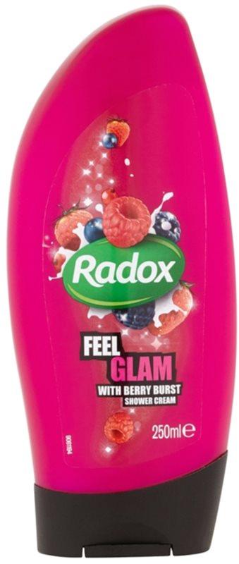 Radox Feel Gorgeous Feel Glam gel-crema de dus