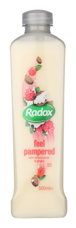 Radox Feel Luxurious Feel Pampered pěna do koupele