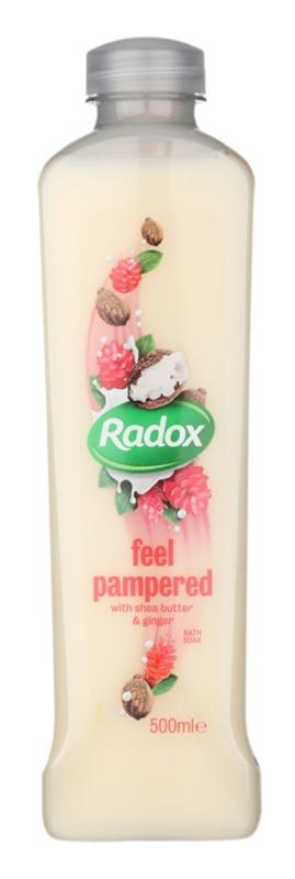 Radox Feel Luxurious Feel Pampered spuma de baie