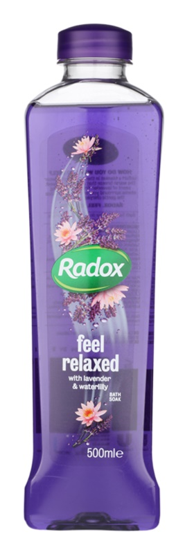 Radox Feel Restored Feel Relaxed pěna do koupele