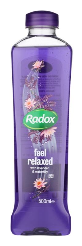 Radox Feel Restored Feel Relaxed пінка для ванни