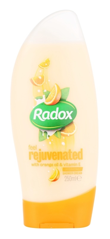Radox Feel Indulged Feel Rejuvenated krema za prhanje