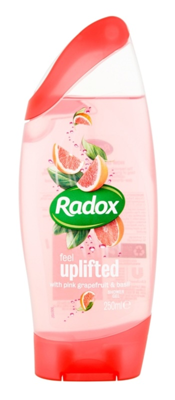Radox Feel Refreshed Feel Uplifted gel de ducha