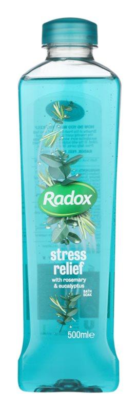 Radox Feel Restored Stress Relief espuma de baño