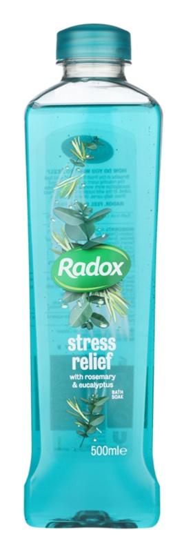 Radox Feel Restored Stress Relief spuma de baie