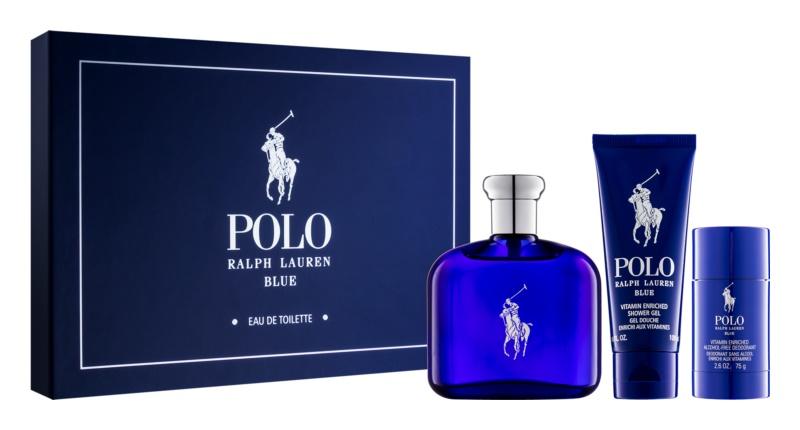Ralph Lauren Polo Blue dárková sada IX.