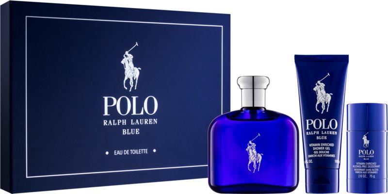 Ralph Lauren Polo Blue Geschenkset IX.