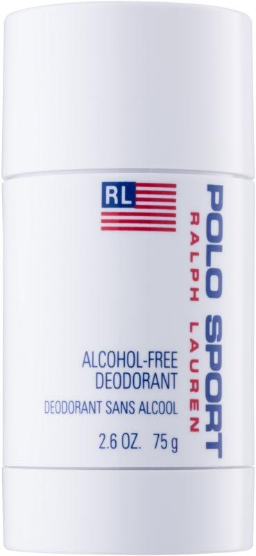 Ralph Lauren Polo Sport deodorante stick per uomo 75 g