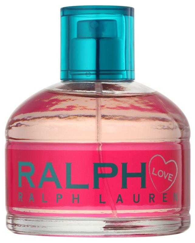 Ralph Lauren Ralph Love toaletná voda pre ženy 100 ml