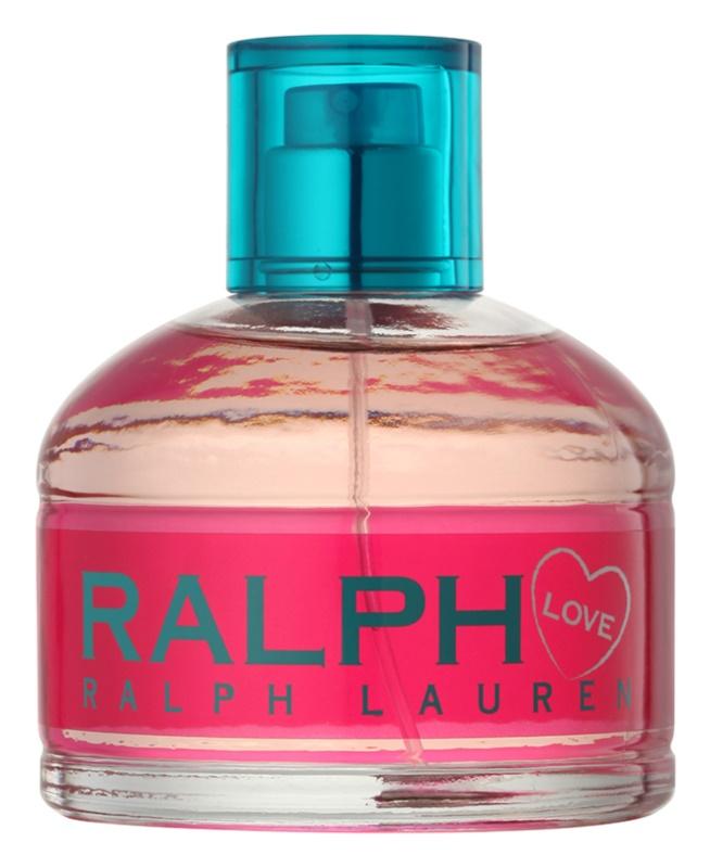 Ralph Lauren Ralph Love woda toaletowa dla kobiet 100 ml