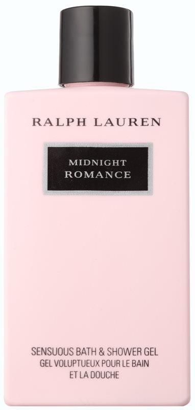 Ralph Lauren Midnight Romance gel de dus pentru femei 200 ml