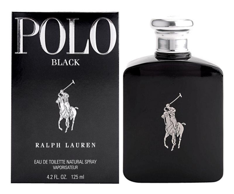 Ralph Lauren Polo Black toaletná voda pre mužov 125 ml