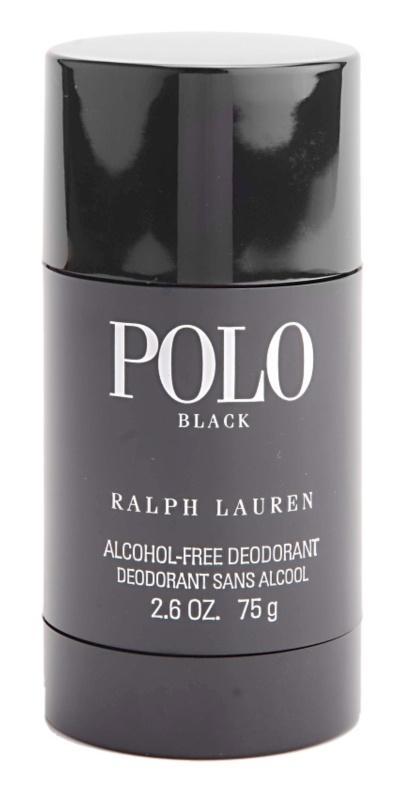 Ralph Lauren Polo Black stift dezodor férfiaknak 75 ml