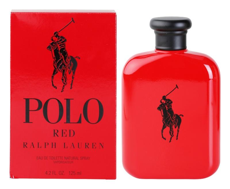 Ralph Lauren Polo Red Eau de Toilette for Men 125 ml