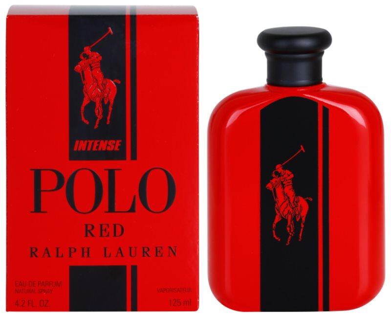 Ralph Lauren Polo Red Intense parfémovaná voda pro muže 125 ml