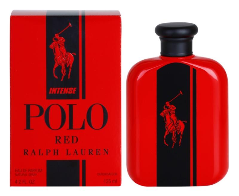 Ralph Lauren Polo Red Intense woda perfumowana dla mężczyzn 125 ml