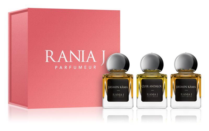 Rania J. Priveé Rubis Collection Gift Set I.