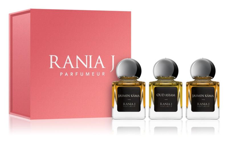 Rania J. Priveé Rubis Collection dárková sada II.