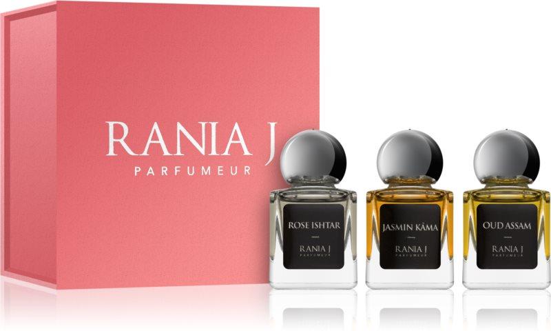Rania J. Priveé Émeraude Collection coffret V.