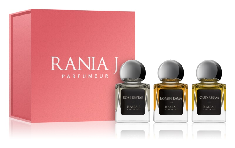 Rania J. Priveé Émeraude Collection Gift Set V.