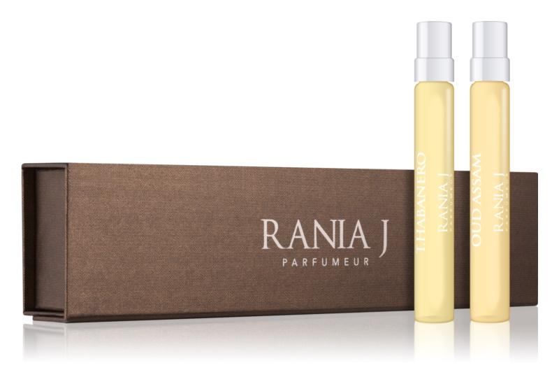 Rania J. Travel Collection coffret cadeau IX.