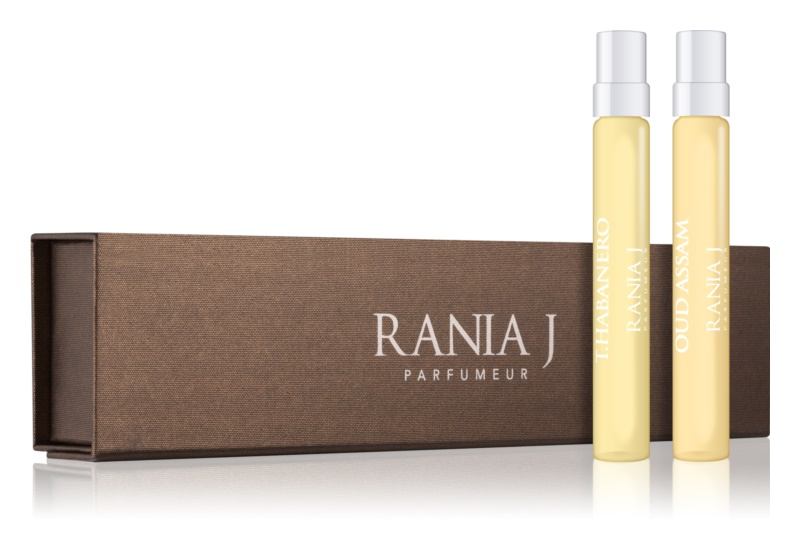 Rania J. Travel Collection dárková sada IX.