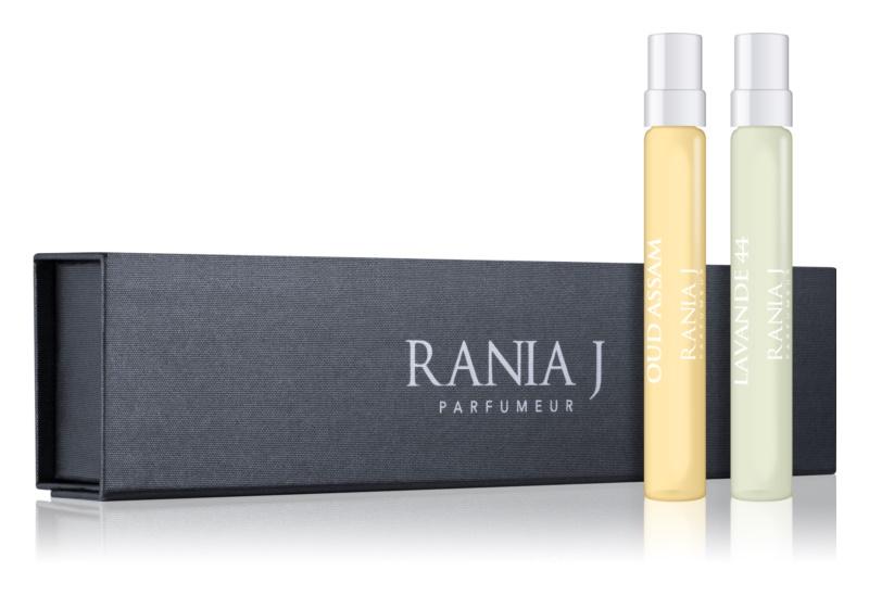 Rania J. Travel Collection Gift Set  X.