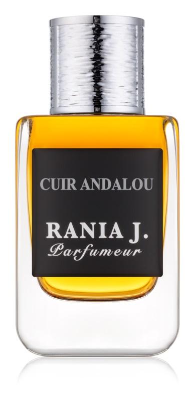 Rania J. Cuir Andalou parfémovaná voda unisex 50 ml
