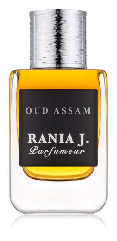 Rania J. Oud Assam Eau de Parfum Unisex 50 ml