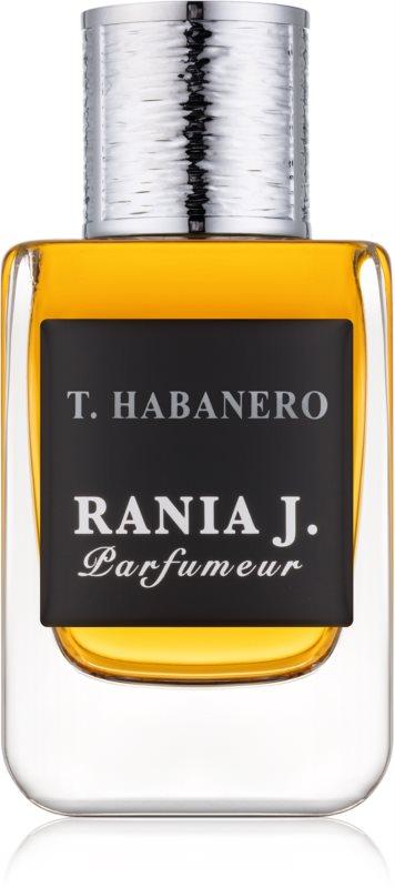 Rania J. T. Habanero Eau de Parfum unissexo 50 ml