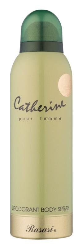 Rasasi Catherine déo-spray pour femme 200 ml