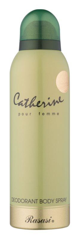 Rasasi Catherine dezodorant w sprayu dla kobiet 200 ml