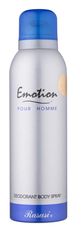 Rasasi Emotion for Men Deo Spray voor Mannen 200 ml