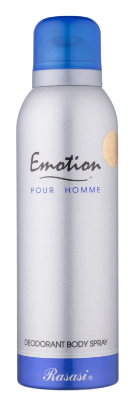 Rasasi Emotion for Men Deo Spray voor Mannen 200 ml