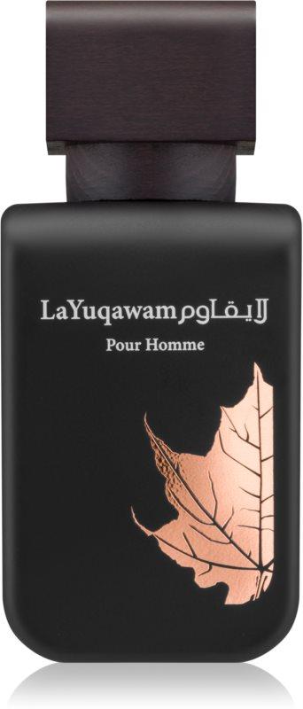 Rasasi La Yuqawam Eau de Parfum για άνδρες 75 μλ